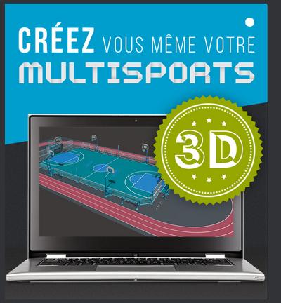 Le logiciel 3D en direct sur le site internet