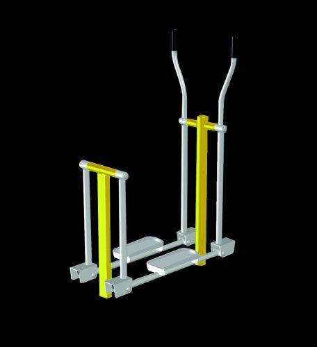 Module de fitness - ski