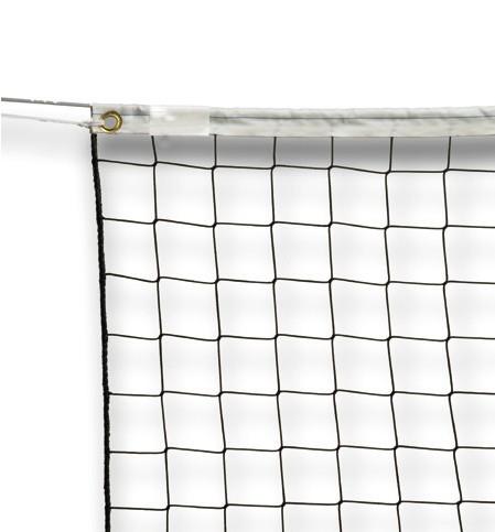 Filet de volley pour l'entrainement