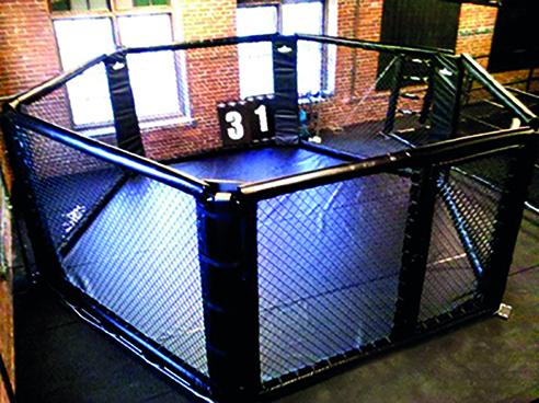 Taps MMA sport de combat