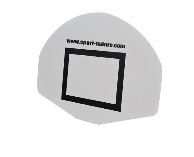 Panneau demi lune 1120 x 900 x 20 mm