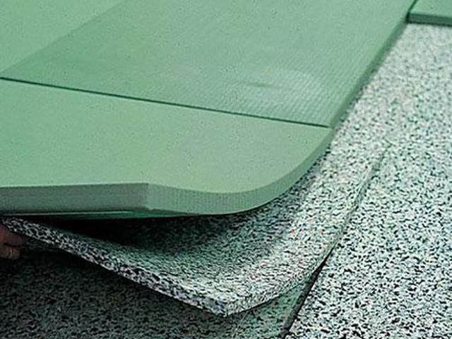 Sous tapis de tatamis