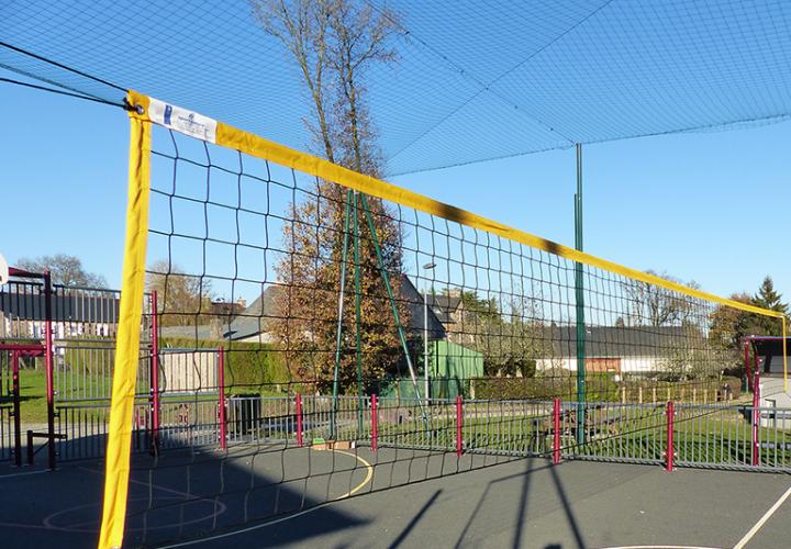Filet de volley 9 m